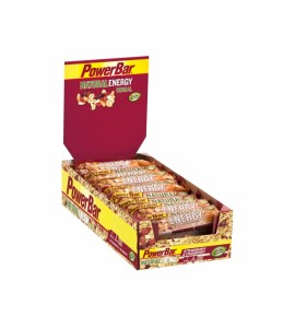 24 x 40 gram: Powerbar Natural Energy Barr