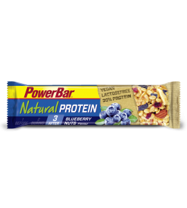 24 x 40 gram: PowerBar Natural Energy Protein Bar
