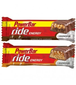 18 x 55 gram: PowerBar Ride Bar