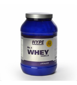 Hype Nutrition Nr.1 Whey 2000 gram (Chocolade)