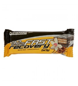 24 x 50 gram: Performance Fast Recovery Bar