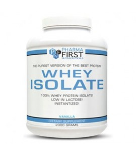 Whey Isolate (2300 gr.)